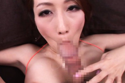 Julia. JULIA Asian takes dude penis and feet between her huge
