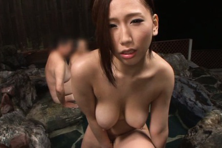 Japanese av model. Fascinating AV Model looks hot with