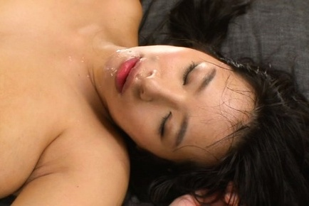 Hana haruna. Hana Haruna Asian has huge cans shaking while is make love on and on