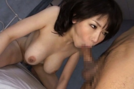 Japanese av model. Japanese AV Model has large hooters played